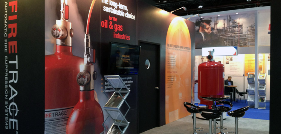Exhibition Stand Graphics